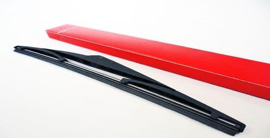 Rear Wiper Blades