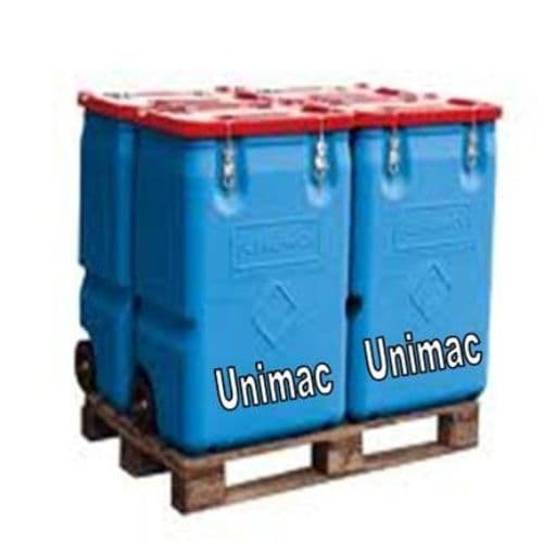 250 Litres Hazardous Waste Transport Box