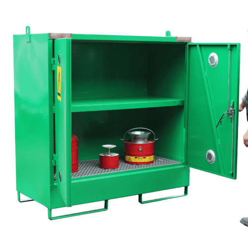 CS5 - Chemstor for 20 x 25 litre drums