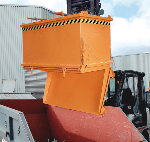 Drop Away Base Container - Heavy Duty- Type SB