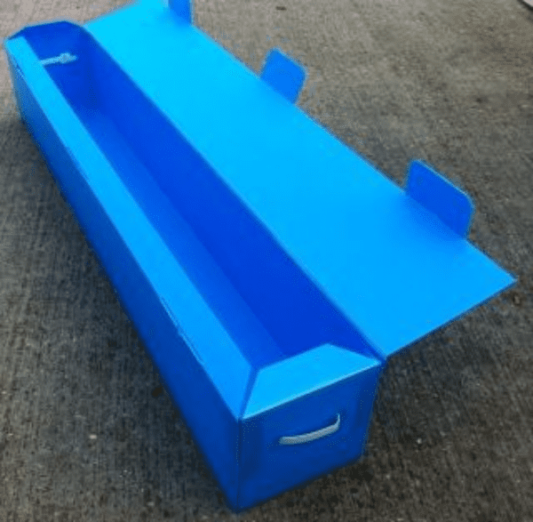 Fluorescent Tube Disposal Box - 6ft             (1800 mm) Tubes