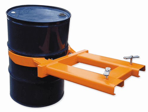 Forklift Drum Lifter Attachment