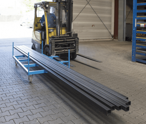 Forklift Long Material Sidecar - Type LSW