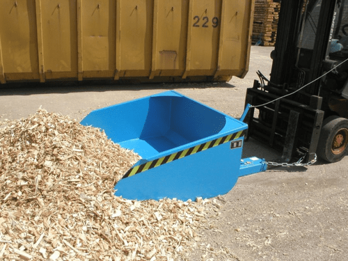 Forklift Shovel Attachment BSI