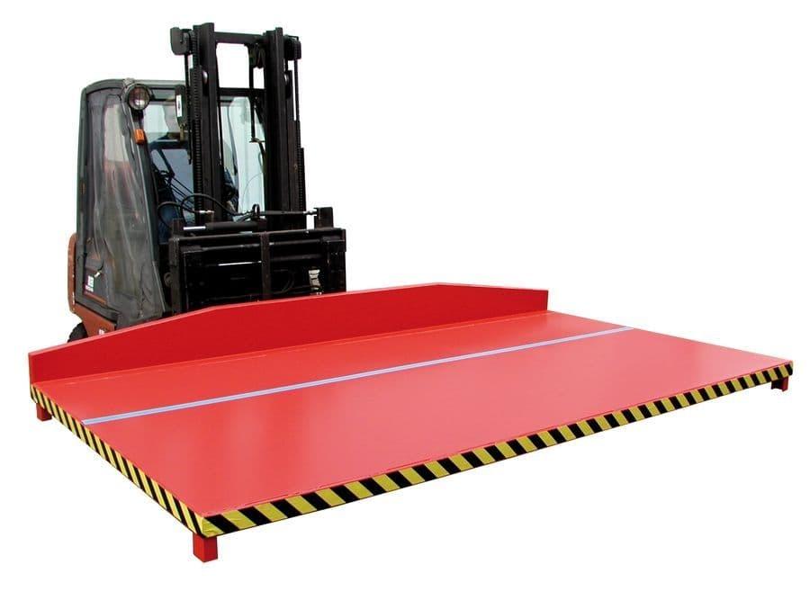Forklift Wide Load Platform - Type RGP