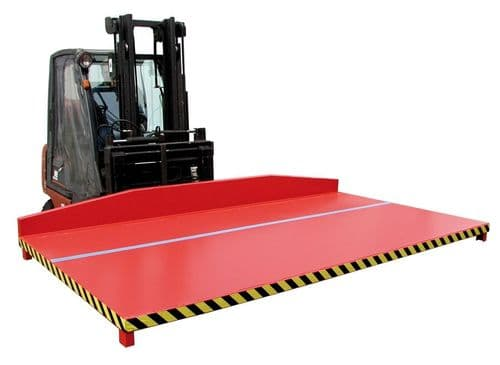 Forklift Wide Load Platform -Type RGP