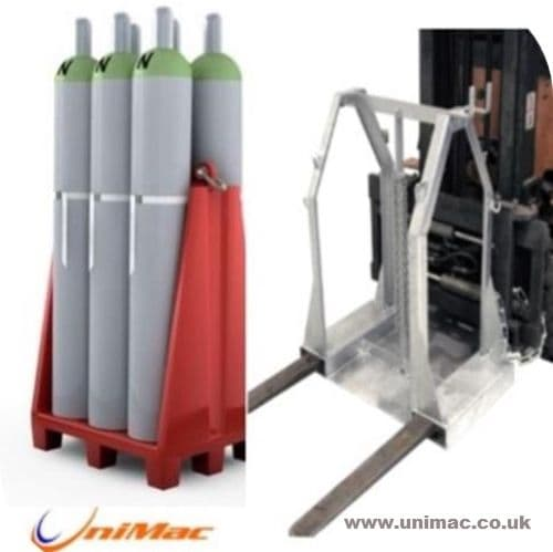 Gas Cylinder Handling Equipment