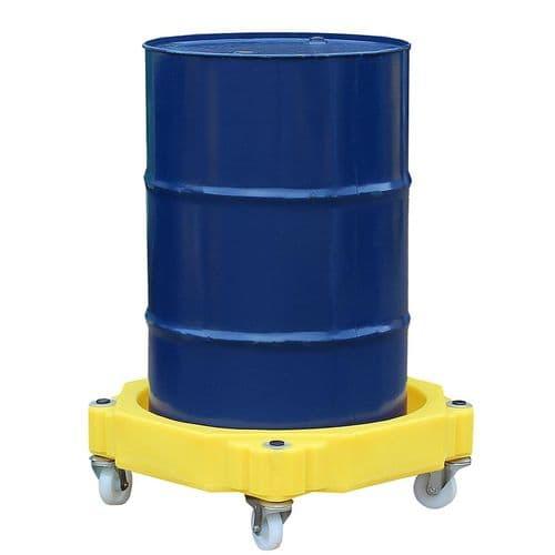Polyethylene Drum Dolly Type PPD