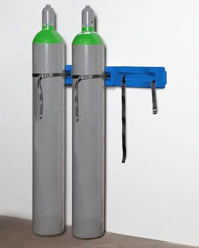 Polyethylene Gas Cylinder Wall Mounts
