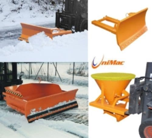 Snow Ploughs & Gritters