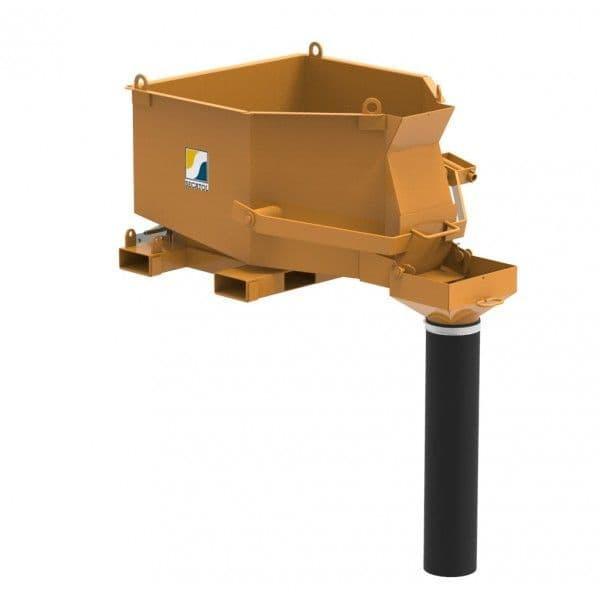 Telehandler Concrete Skip - Type BSB