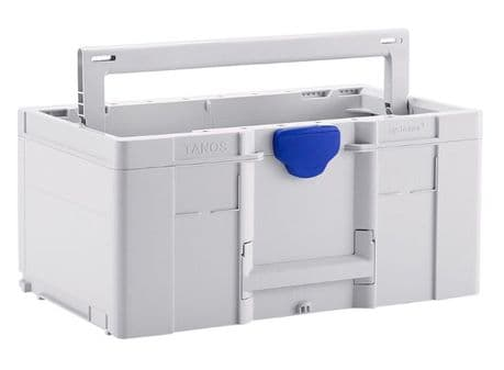 Systainer³ Caddy Toolbox L 237 (Light Grey)