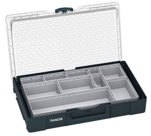 Systainer³ Organizer L 89 (10 boxes) Anthracite