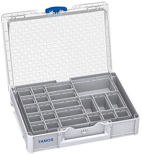 Systainer³ Organizer M 89 (22 boxes) Light Grey