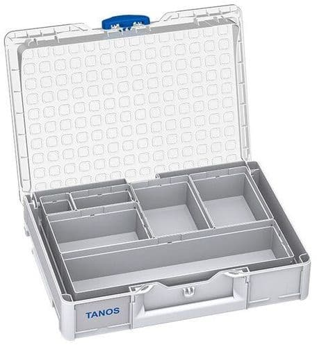 Systainer³ Organizer M 89 (6 boxes) Light Grey