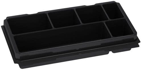 Universal insert Systainer³ L 137 (6 compartment)