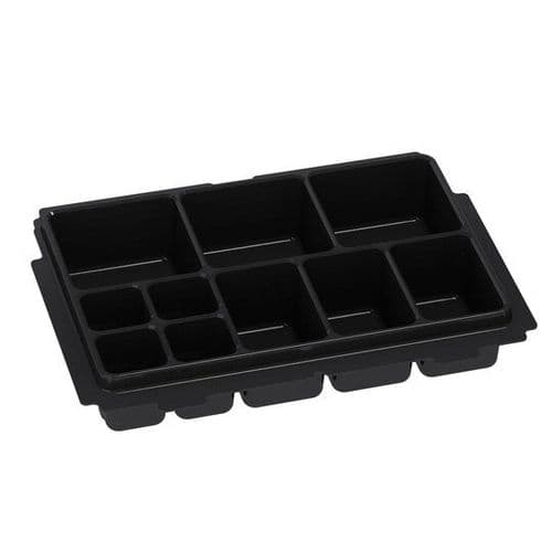 Universal insert with 10 compartments