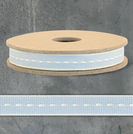 3m Ribbon-Thin stitch-Light Blue