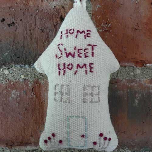 Fabric Home Sweet Home