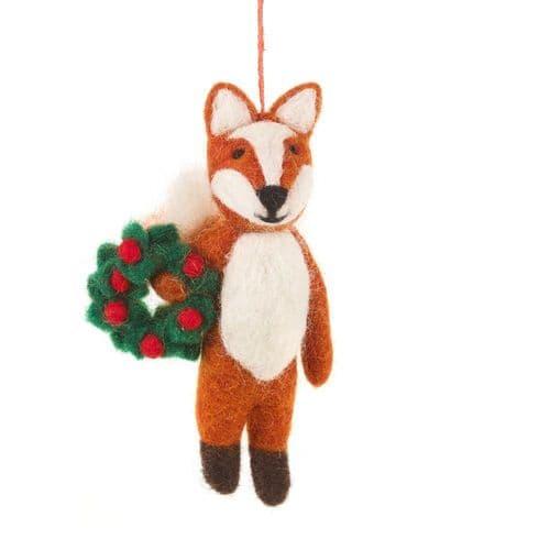Felt Finley Fox