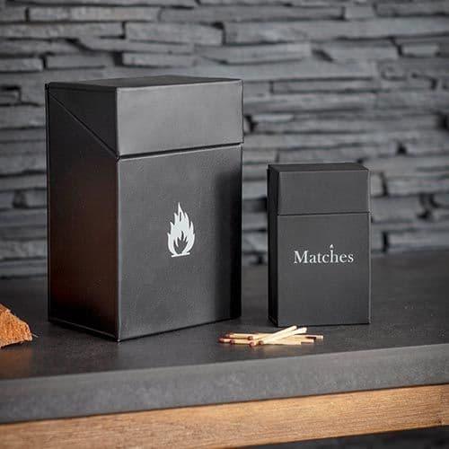 Firelighter Box (Carbon)