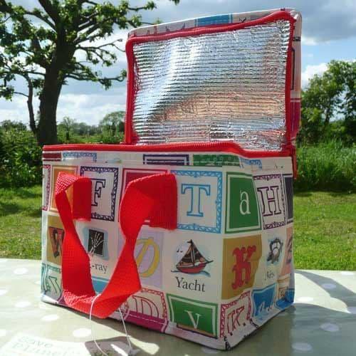 Lunch Bag (Alphabet)