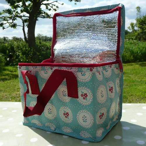Lunch Bag (Doily)