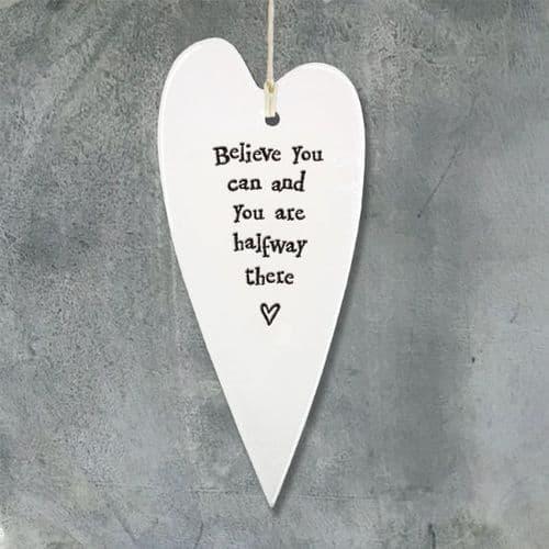 Porcelain Heart - Believe