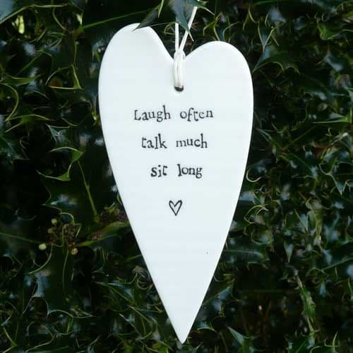 Porcelain Heart - Sit long