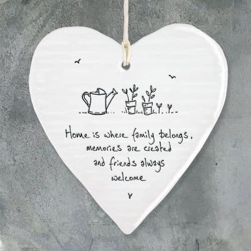 Porcelain Home . . .