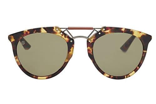 """""""C8 Snake Wood"""" Designer Sunglasses"""