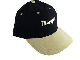 Black & Beige Suede Baseball Cap