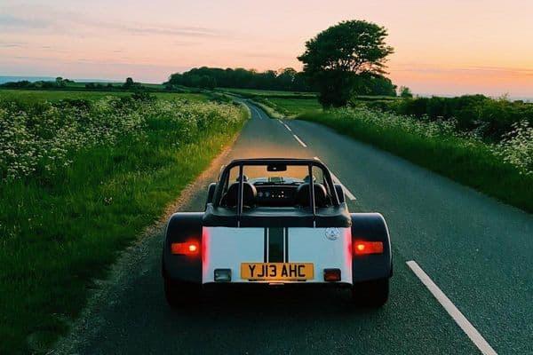Caterham Full Week Car Hire