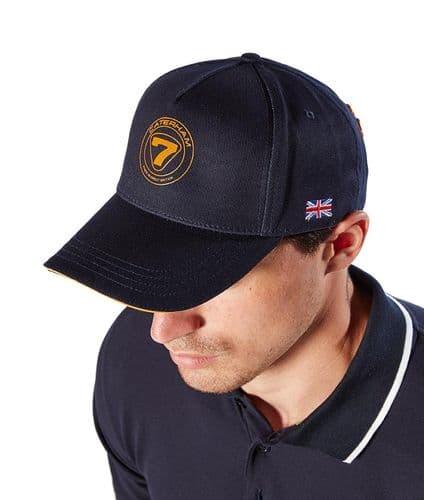 CATERHAM NAVY/ORANGE CAP