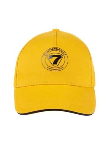 CATERHAM YELLOW CAP