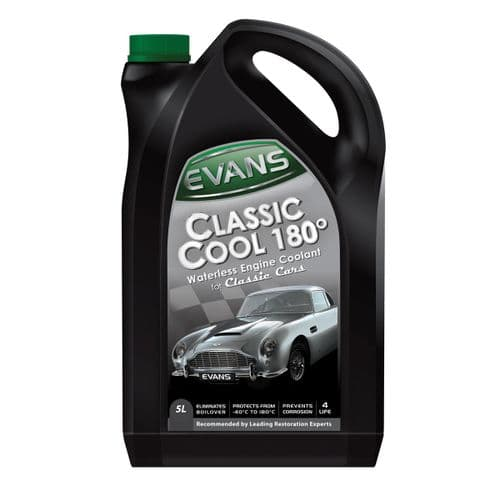 Evans Waterless Coolants