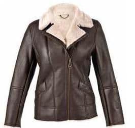 Ladies Aviator Jacket