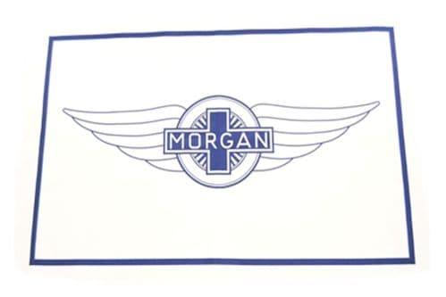 Large Morgan Wings Tea-Towel