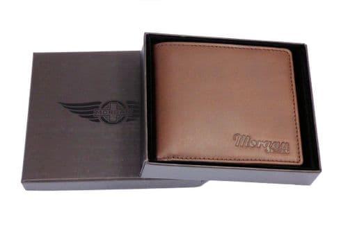Men's Leather Billfold Wallet