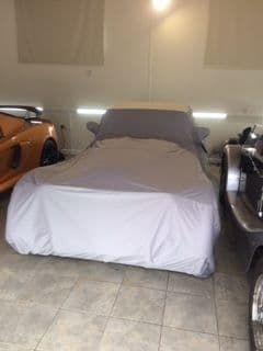 Morgan outdoor car cover 4-4/+4/roadster/new+four