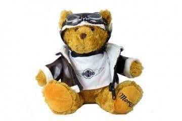 Morgan Teddy Bear + Flying Jacket