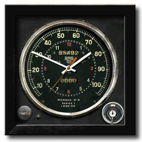 Morgan Wall Clock Series 1  4/4